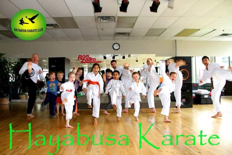 Karate in Vancouver - Karate in Kitsilano - Karate for Kids - Karate for Adults