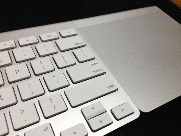 Keyboard trackpad 20131106 0