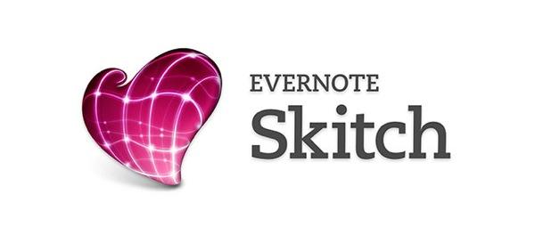Skitch logo lockup blog