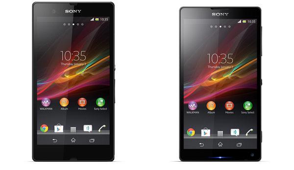 Sony xperia z and zl press shots20130102