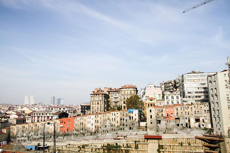 kaybolan istanbul