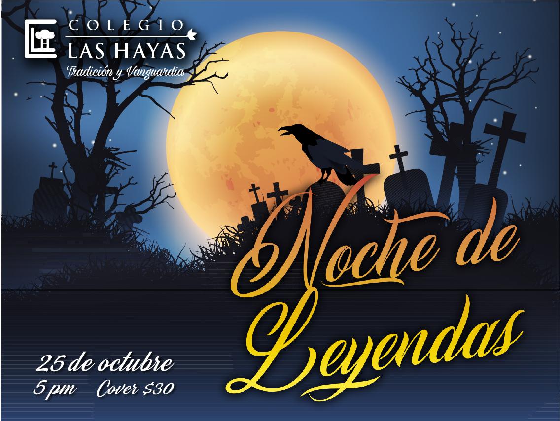 Noche de Leyendas 19 evento web