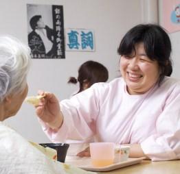 介護施設案内_インタビュー・取材撮影