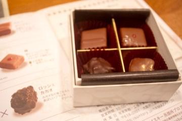 ショコラx4