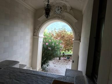 Casa Camuzzi Giriş