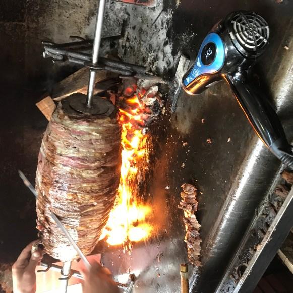 Cağ Kebabı