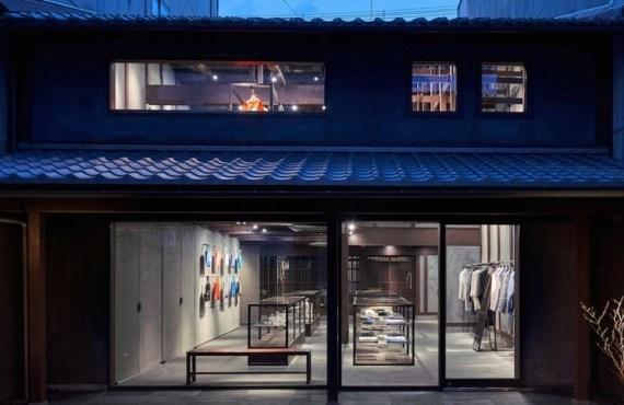 Naoto Fukasawa'nın tasarladığı Issey Miyake mağazasını keşfe çıkın