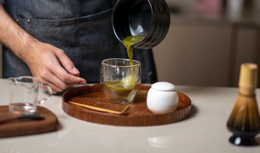 yeşil çay nasıl hazırlanır
