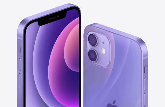 iphone 12 mor renk
