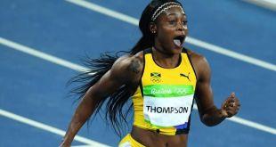 Elaine Thompson, la femme la plus rapide du monde