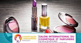 Expo 2017 : Salon International du Cosmétique et Parfumerie à Casablanca