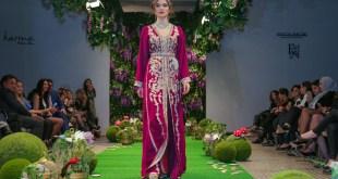 Caftans et robes de soirée : les contes de fées   de Fouzia Naciri et Rim Biaz enchantent Marrakech !