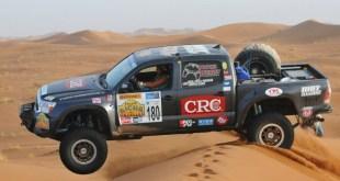 Une « princesse » participera au Rallye Aïcha des Gazelles