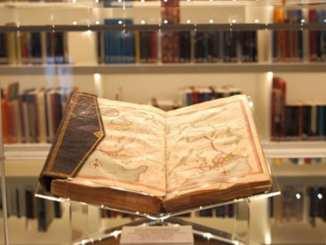 İstanbul'daki kütüphaneler