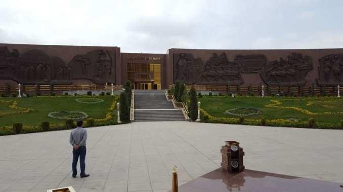Türkmenistan Seyahat Notları