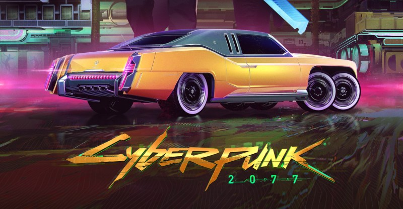 Cyberpunk 2077 preorders are 'higher' than any The Witcher Games