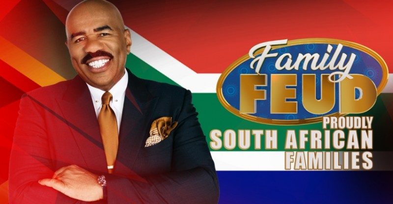 Steve Harvey is looking for Mzansi families for Season 2 of 'Family Feud'