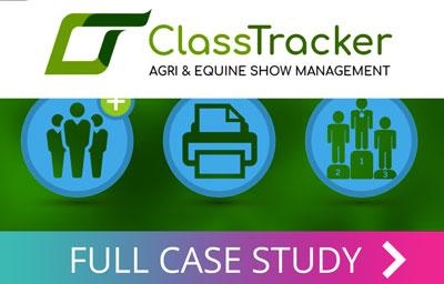 Case study Agricultural show management app