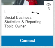 Social Business -Statistic and Reporting