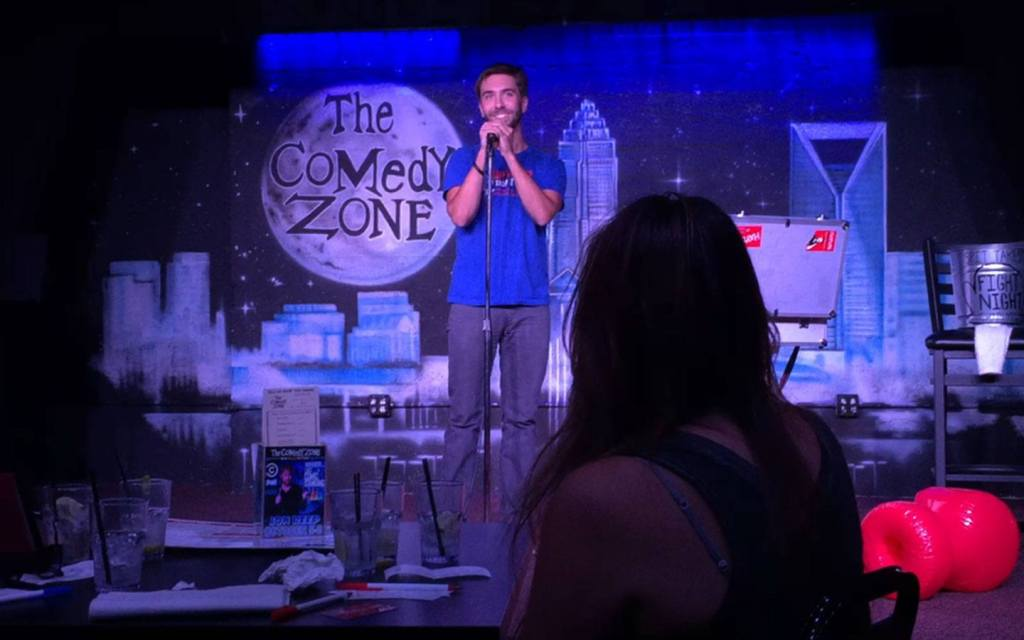 Comedy Zone Charlotte