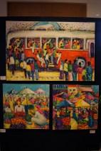 Miriam Hathout: various works