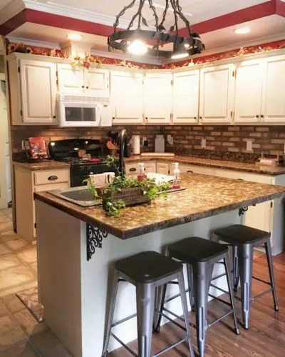 How to Transform Your Kitchen for Under $600
