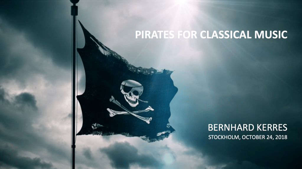 Pirates for Classical Music
