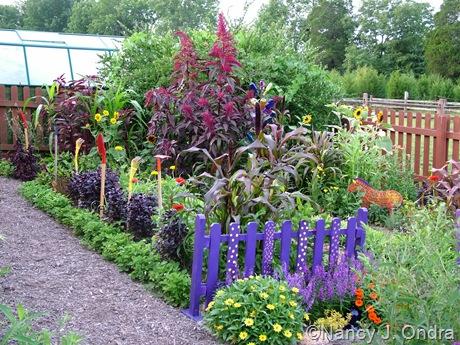 Happy Garden at Hayefield Aug 14 10