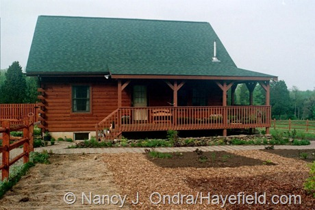 Hayefield House (June 2003)