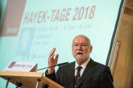 Hayek-Tage in Weimar Foto: Maik Schuck / Weimar