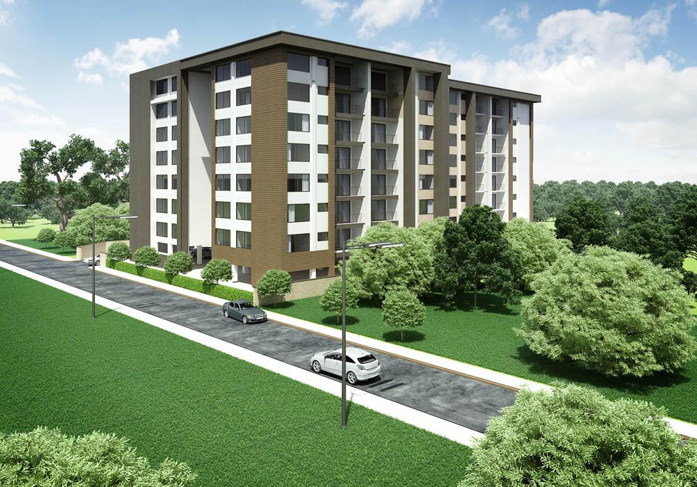 The Gateway - Residential Apartments in Nairobi, Kenya