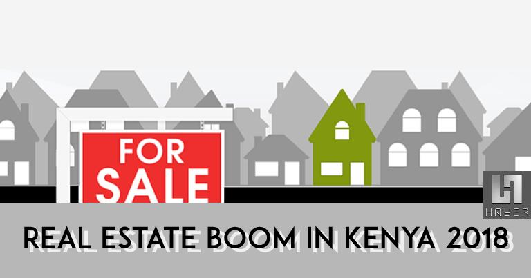 Real Estate Market Boom In Kenya 2018 - Is It Real?