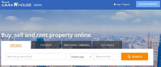 Buy, Sell and Rent Property Online in Kenya I Jumia House