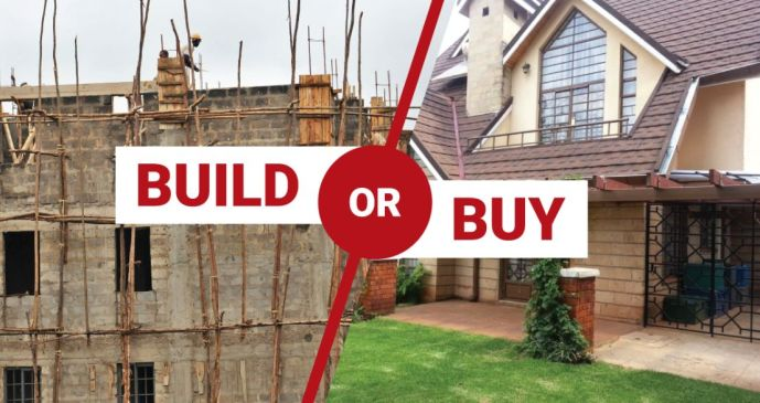 Buy or build a house in Kenya: Which is best