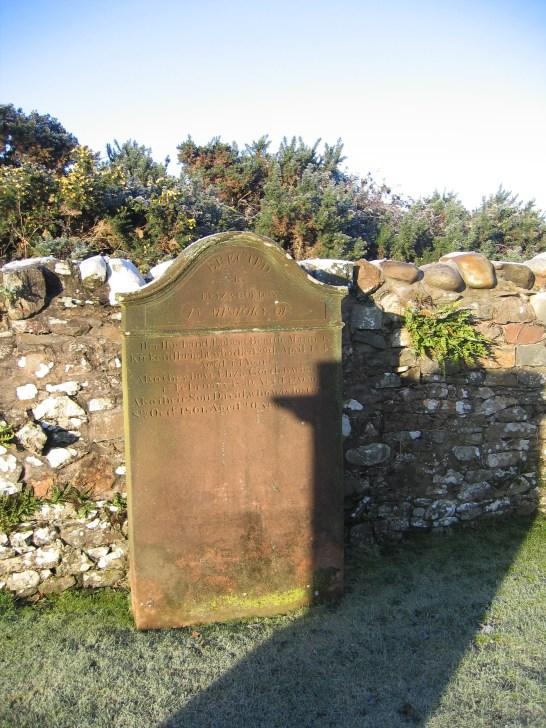 Gravestone of Eliza Gordon And Robert Beattie
