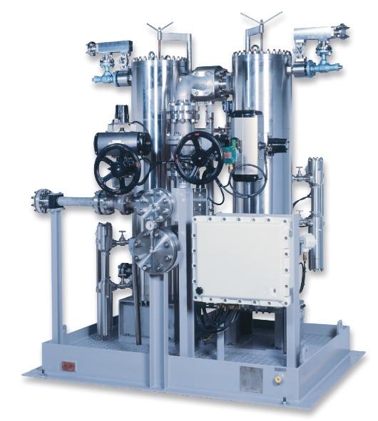 john crane filtration system