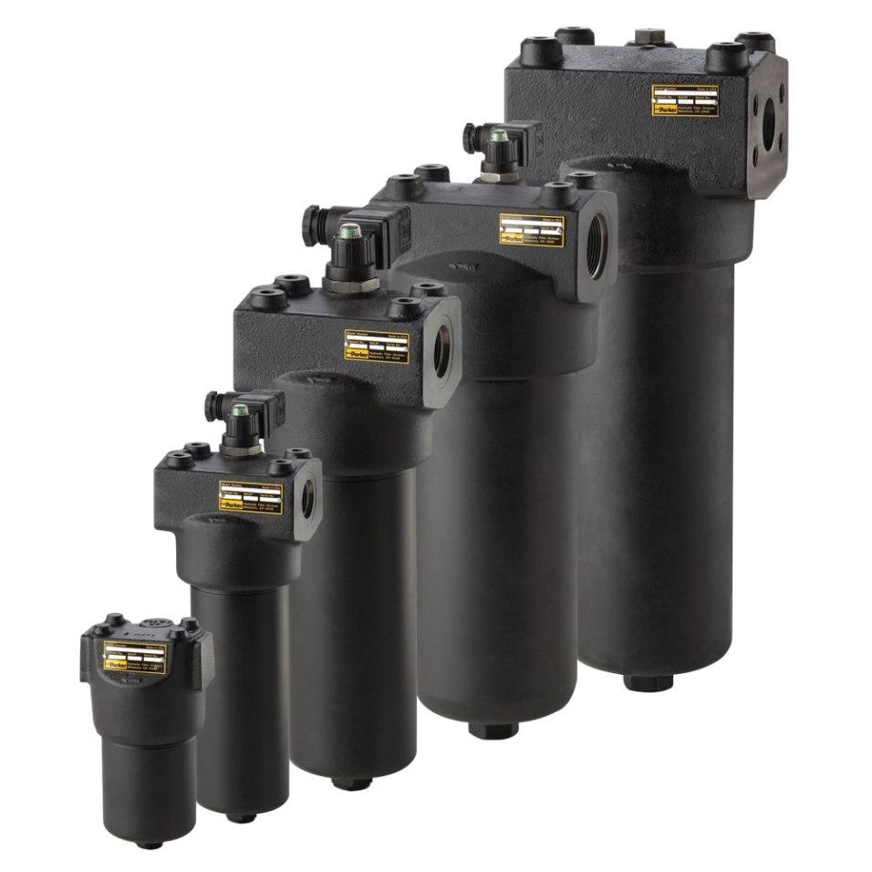 Parker pressure filter