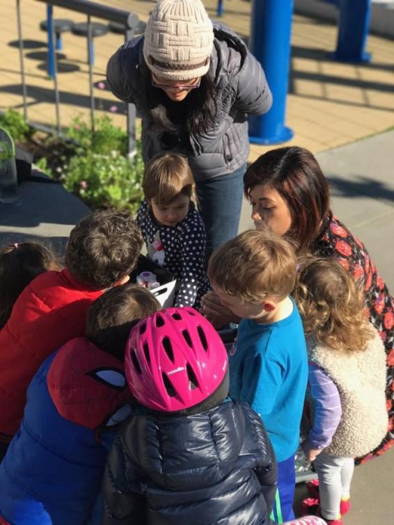 HVNA families meet up 2.11.2017 1