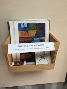 5 artists prints jmh