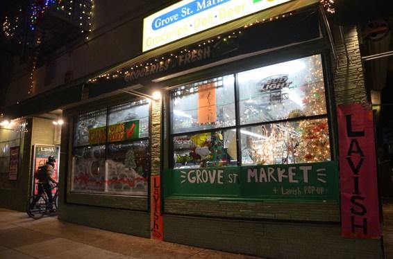 Lavish store front