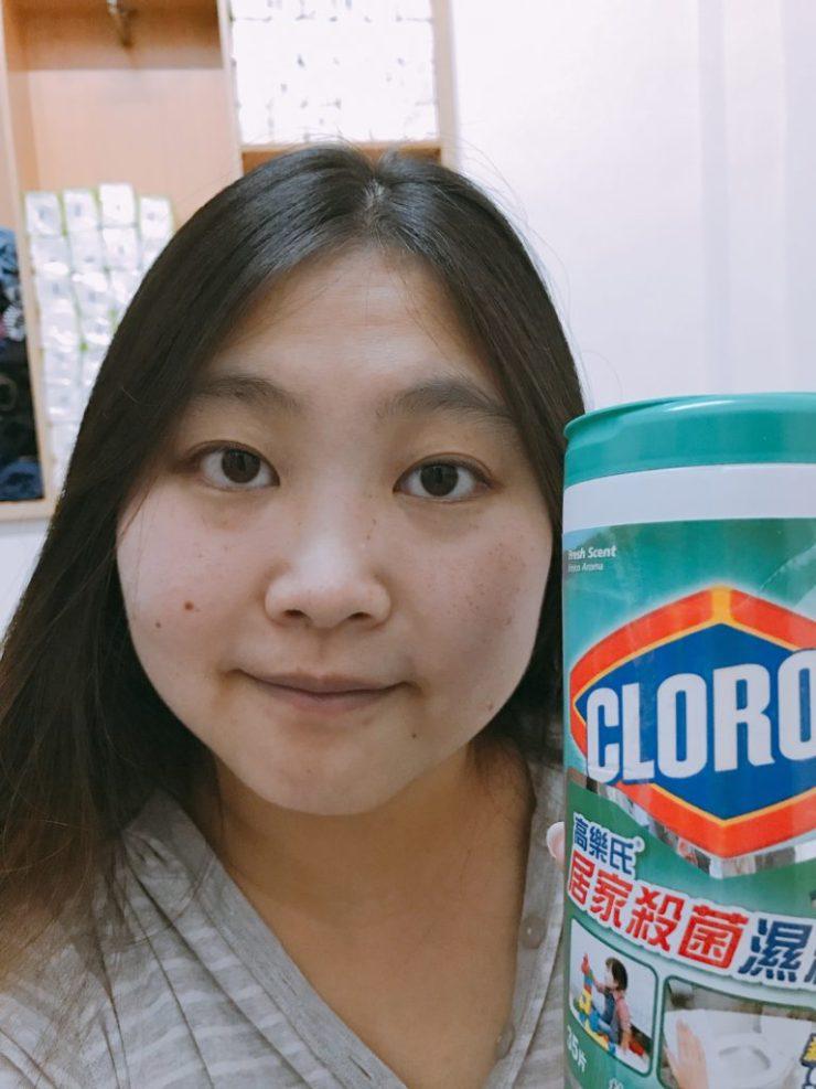 美國CLOROX-高樂氏居家殺菌濕紙巾-全聯好物分享-拋棄式抹布-居家打掃清潔殺菌一次完成 健康養身 攝影 民生資訊分享