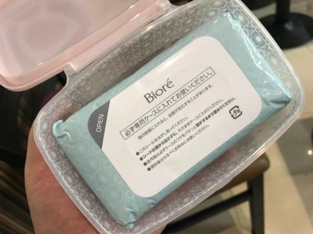 Biore頂級深層卸粧棉清爽淨膚型 零油感舒柔卸粧水讓卸妝時光更少摩擦傷肌膚 輕鬆把彩妝卸除乾淨 保養品分享 彩妝品分享 攝影 民生資訊分享