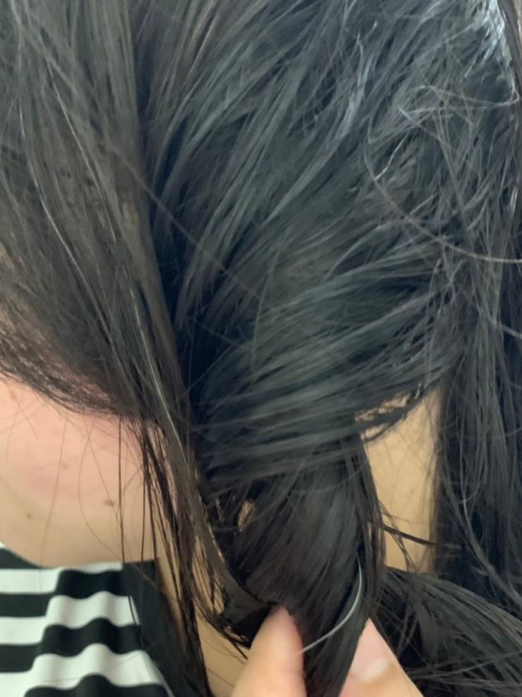 naturero植淨林瞬效修護髮絲精華 洗後使用的免沖洗護髮保養品,隔離熱風、日曬,維持髮絲健康的好用小物 保養品分享 攝影 民生資訊分享 美髮相關