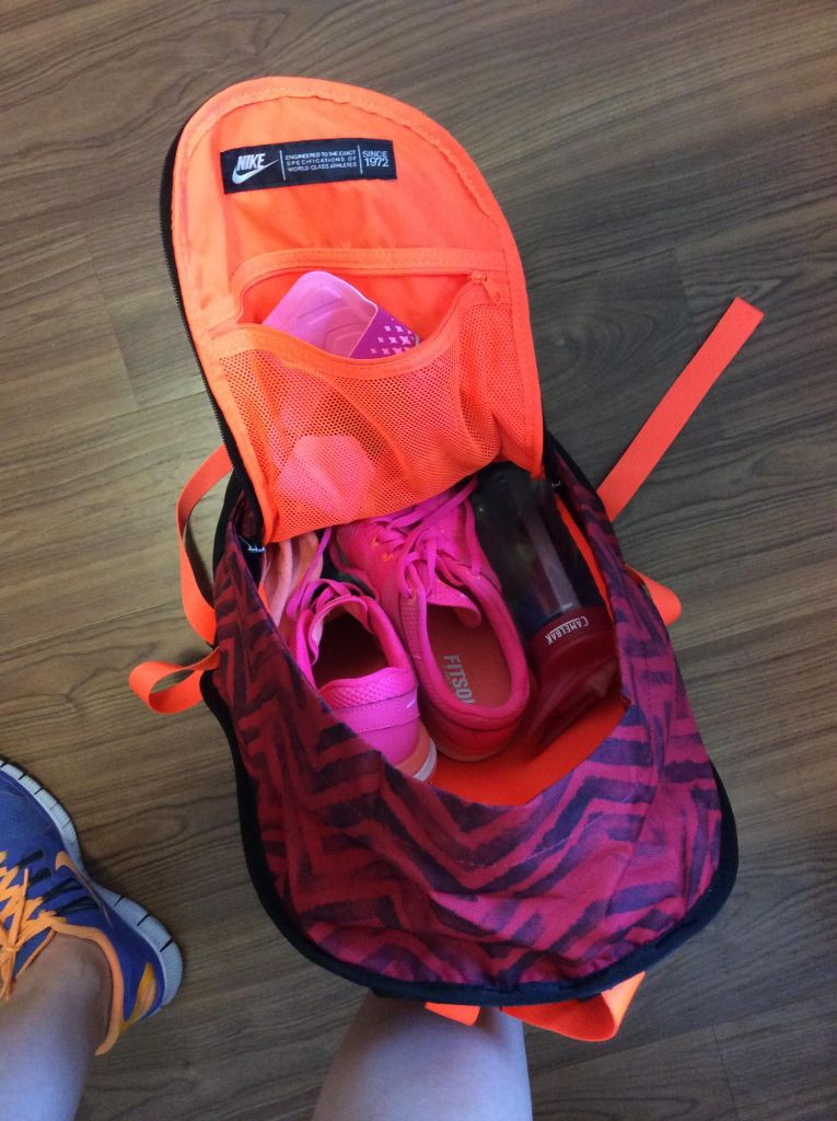 What's In My Gym Bag | Hayle Olson | www.hayleolson.com