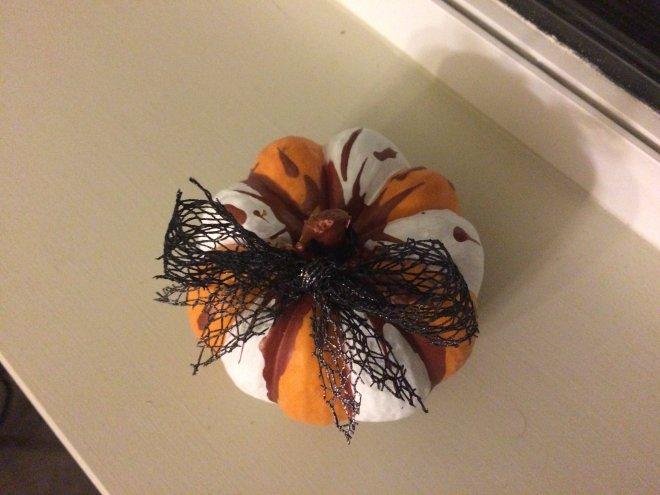 Halloween Pumpkin Decorating