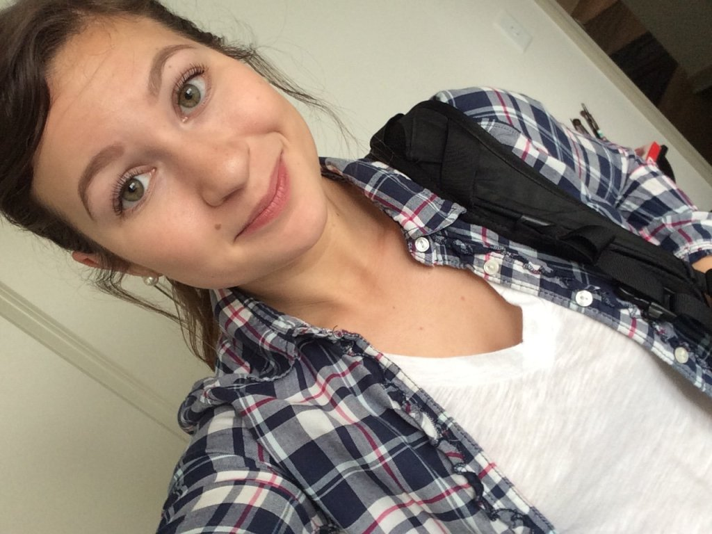 OOTD: Plaid in Class