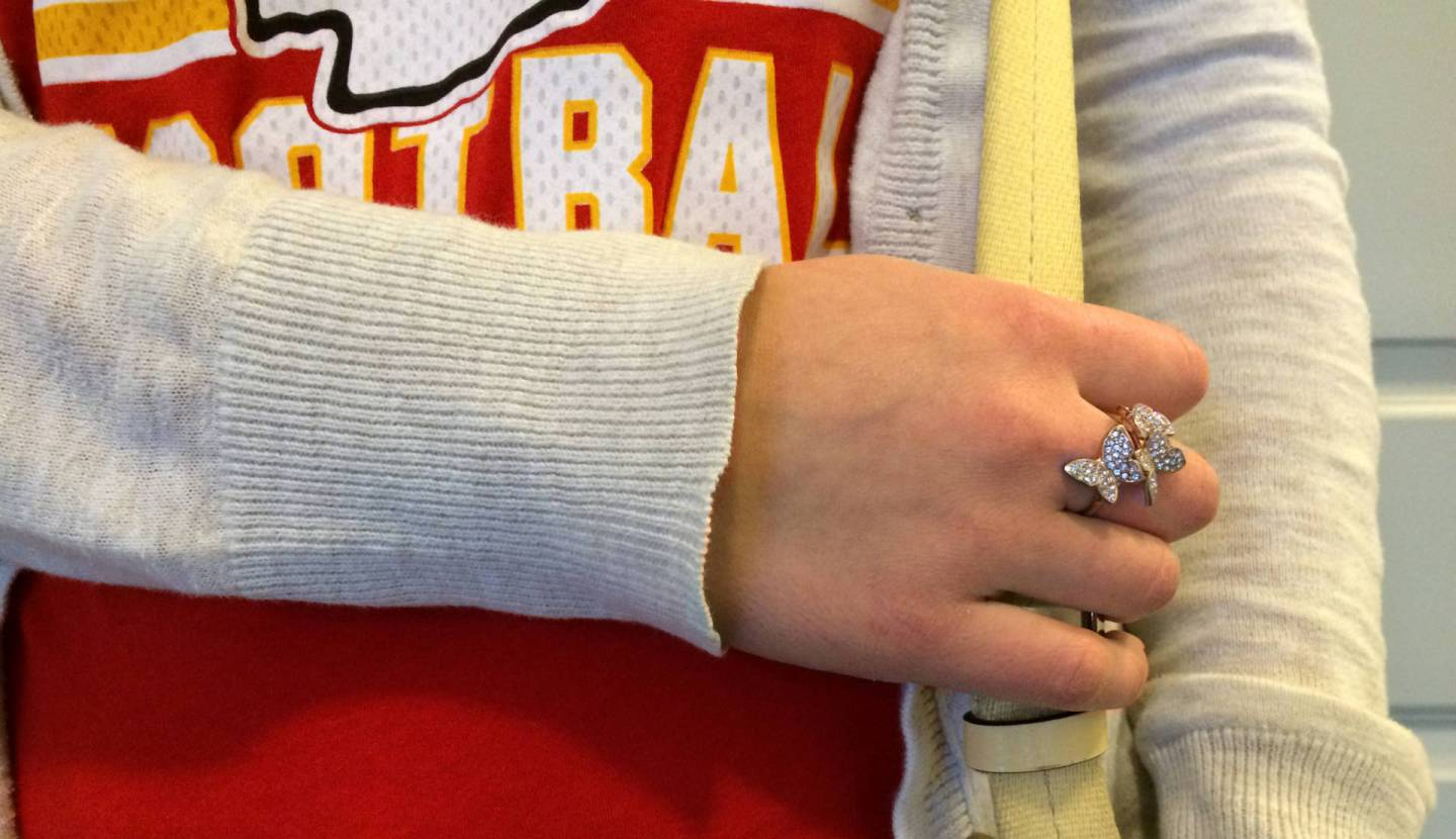 OOTD: Chiefs GameDay
