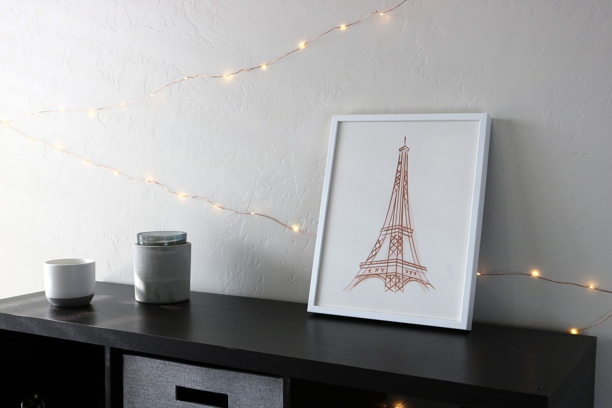 Decorating Your Dorm Room With Art   College Tips   Hayle Olson   www.hayleolson.com