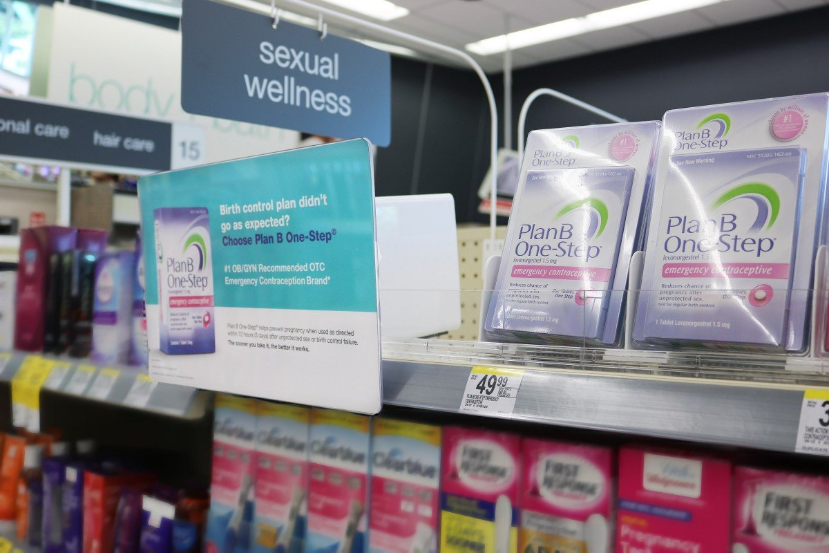 Women's Health Exploring Plan B | Hayle Olson