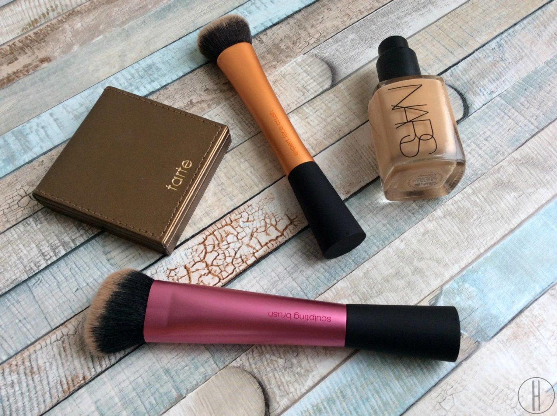 Real Techniques Makeup Brushes Review | hayle santella | www.haylesantella.com